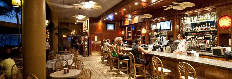 The 5 Palms Bar on Ground Floor