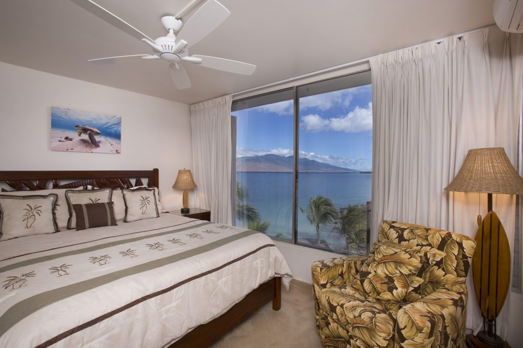 "In ""01"" units, the 2nd BR has a Direct Ocean View too!"